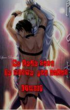 No todo será lo mismo que antes  (yaoi) by rosa_emilia