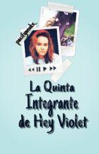 La quinta integrante de Hey Violet (Casey Moreta) by pacifymuke_