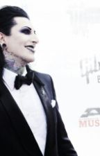 Chris Motionless smut by ambermotionless