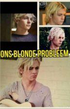ons blonde probleem by AradhanaVanAssche