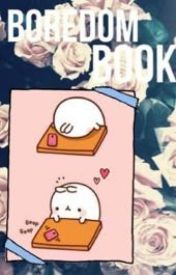Boredom Book by _Chibi_Chan_