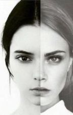 Love Always Finds A Way (CaKe) Kendall Jenner and Cara Delevingne by kennyandcara