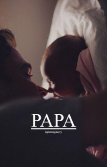 papa ➳ larry ✓