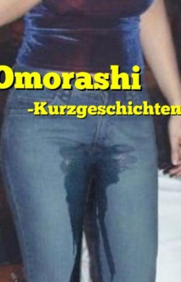 Omorashi - Kurzgeschichten