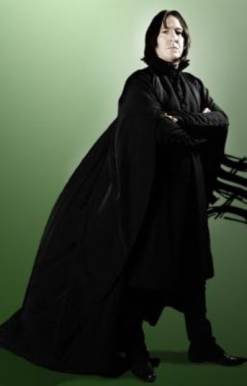 What's under you Cape Severus Snape?