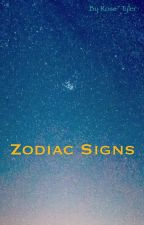 Zodiac Signs by RoseFroggling