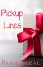 Pickup Lines by thefartsinourstars