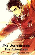 The Unpredictable Fire Adventurers [General Iroh II x Reader] [Legend of Korra] by MizzGinger