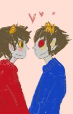 How (not) to get a matesprit (a homestuck fanfic) by Anonbee