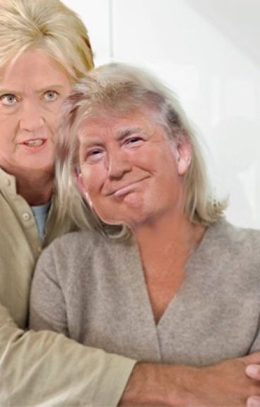 TRUMPED By His Love - A Hilary Clinton Fanfic