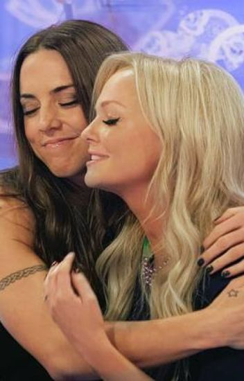 Melanie C and Emma Bunton