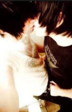 Hidden Love (an emo boyxboy story) by DominikHeightz