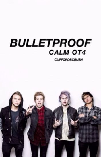 bulletproof - calm ot4