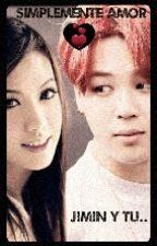 simplemente amor (jimin y tu) by miss_suga