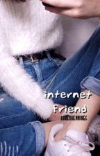 Internet friend l.h ≪book 1≫ by boredhemmings