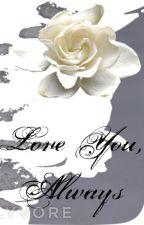 Love you, Always. (an Albus Severus potter love story) by JoJobanana