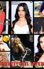 Supernatural Lovers (Lauren/Camila/Normani/Dinah/you) by shunaynay