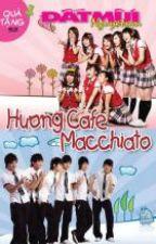 Hương cà phê macchiato by DSEmma