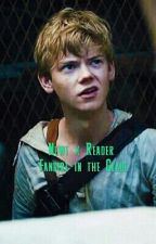 Newt x Reader ~Fangirl in the Glade~ by D3ATHBYRAINB0W5