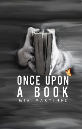 Once Upon A Book by sparrowed