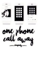 One Phone Call Away by _iiiinfinity_
