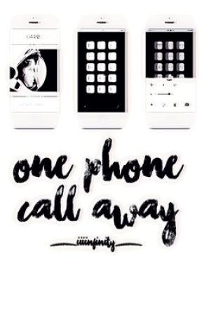 One Phone Call Away by _iiiinfinity_
