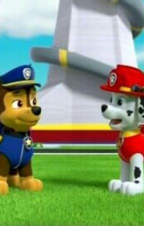 Paw Patrol Fanfiction - Part 1 : Marshall's confession to Chase