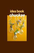 idea book by justplaincliche