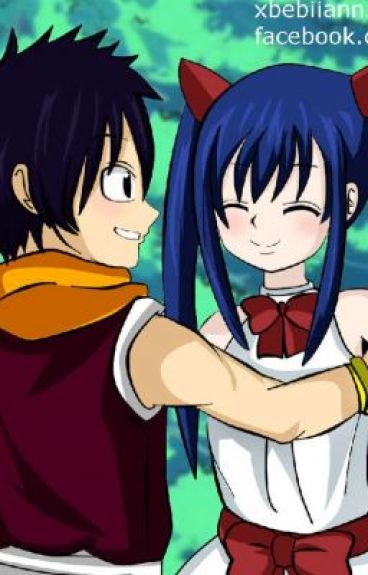 Love at Young Age (Romeo x Wendy: Fairy Tail Fan Fic)