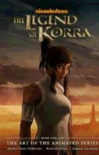 Avatar: A Lenda de Korra by MariDreamsBook