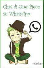 Chat di One Piece su WhatsApp by kimikaya