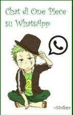 Chat di One Piece su WhatsApp by kimikaya