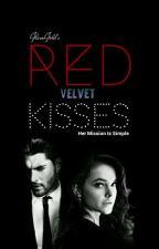 Red Velvet Kisses by GlamGold
