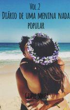 Diário de uma menina nada popular by GiseleSouza5