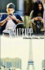Whatsapp||Zaylena by siyahin_siyah_tonu