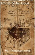 I Solemnly Swear That I Am Up To No Good (The Marauders) by TheAlaskanHybrid