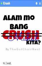 Alam Mo bang Crush Kita? (One Shot) by danicagtrrzWP