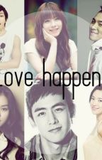 Love Happens by holycoww
