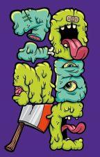 TWD Soy una Dixon (Carl & tu) by MelyRiggs