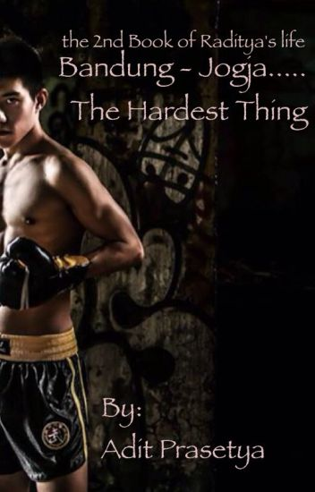 Bandung - Jogja.....The Hardest Thing