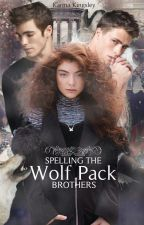 Spelling The Wolf Pack Brothers by Wordtoyamother