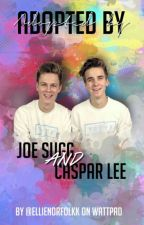 Adopted by Joe Sugg & Caspar Lee by ellienorfolkk