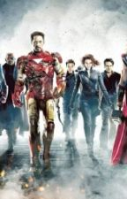 The Avengers by ximen50657nm