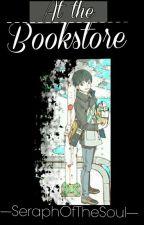 At the Bookstore - Jealous!Kuro!Kaneki X Reader by SeraphOfTheSoul