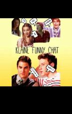 Klaine Funny Chats by iodicesmile