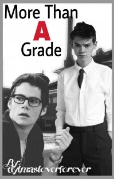 More Than A Grade (BOYXBOY)