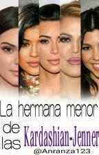 La hermana menor de las Kardashian-Jenner by Anranza123