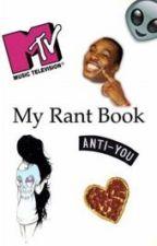 My rant book by luna-espagnol