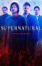 Supernatural Imagines by kissing_razors_again