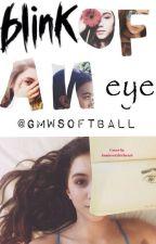 Blink Of An Eye by GMWSoftball